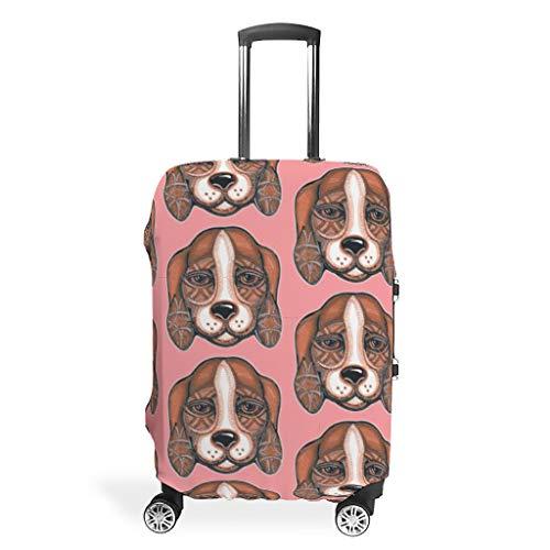 RNGIAN - Maleta de Viaje para Perro, diseño de Animales