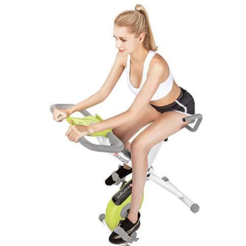 Faltbares Heimtrainer, Zuhause Cardio Workout Fitness Stepper , Sportschlankheits-Trainer Mit Einstellbarem Widerstand