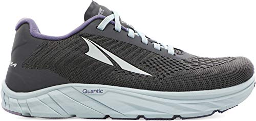 ALTRA Women's AL0A4VR2 Torin 4.5 Plush Road Running Shoe, Dark Gray - 8.5 M US