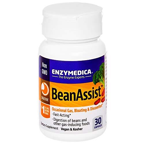 Enzymedica Beanassist 30 Cap.Veg. 400 ml