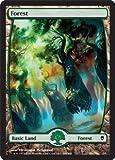 Magic The Gathering - Forest - Full Art (248) - Zendikar