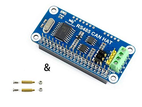 Comidox 2Pcs TTL to RS485 Module 485 to Serial UART Level Mutual Conversion Hardware Automatic Flow Control Module 3.3V 5.0V Power Supply Long Distance Transmission