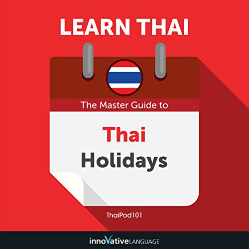 Learn Thai: The Master Guide to Thai Holidays for Beginners Titelbild