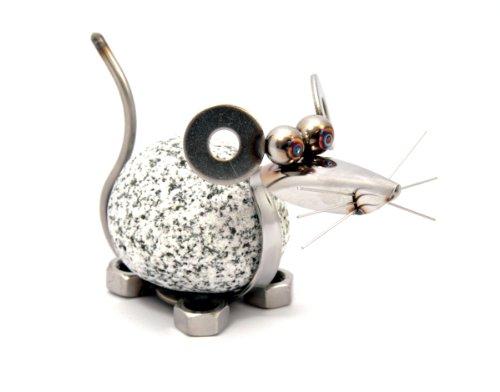 Gebrüder Lomprich Steinmaus ST Maus, Höhe: 8 cm, Gewicht: 0.45 kg