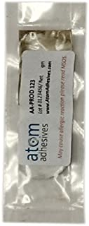 Epoxy Adhesive Optically Clear High Impact,Two part, Low Viscosity, AA-BOND F113, 5gm pouch