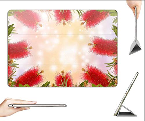 Case for iPad 10.2-inch 2019 (7th Generation) - Bottle Brush Flower Nature Tree Bright Flower
