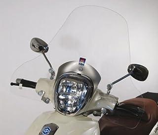 Suchergebnis Auf Für Piaggio Beverly 125 Scheiben Windabweiser Rahmen Anbauteile Auto Motorrad