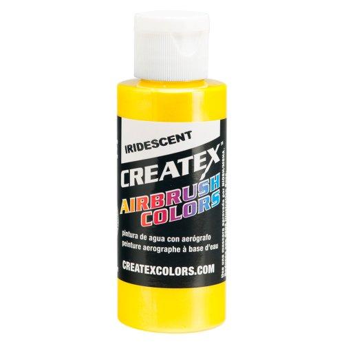CREATEX Airbrush Colors Iridescent 5503 Yellow 120ml