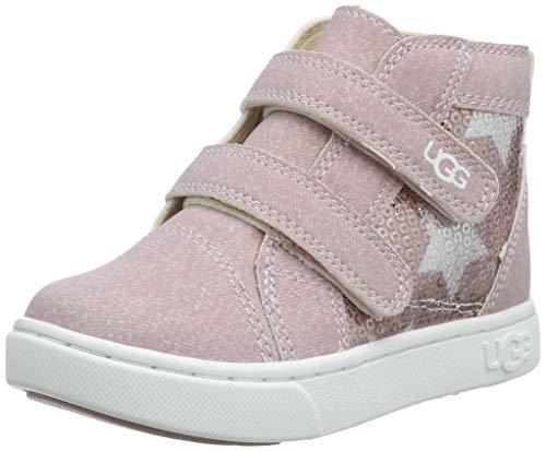 UGG Unisex-Kinder Rennon Ii Stars Schuh, Pink Crystal, 30 EU