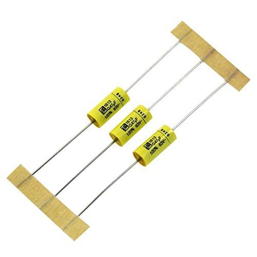 20x MKT-Condensateur ax. 0,47µF 63V DC ; 6x13mm ; MKT1813447066R ; 470nF
