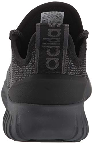 adidas Men's Kaptur Sneaker, Black Grey, 9.5 M US 10