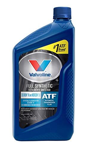 Valvoline DEXRON VI/MERCON LV (ATF) Full Synthetic Automatic Transmission Fluid 1 QT