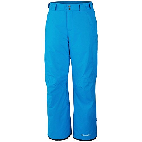 Columbia Men's Arctic Trip Ski Snow Pants Style:XL8185 Blue Insulated (XXL)