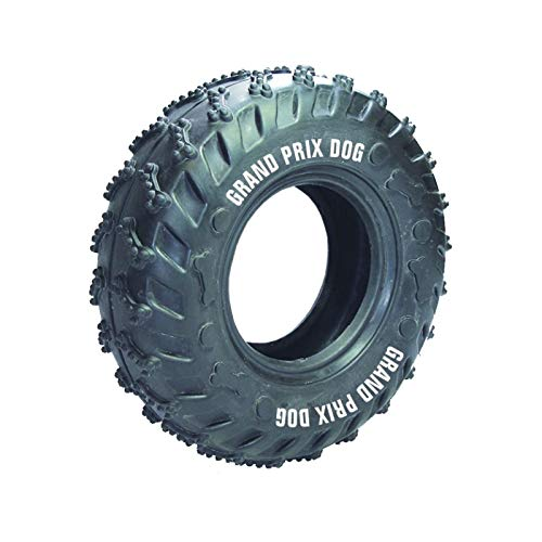 Super Resistant Toy For Large Breed Dogs Giant Tire
