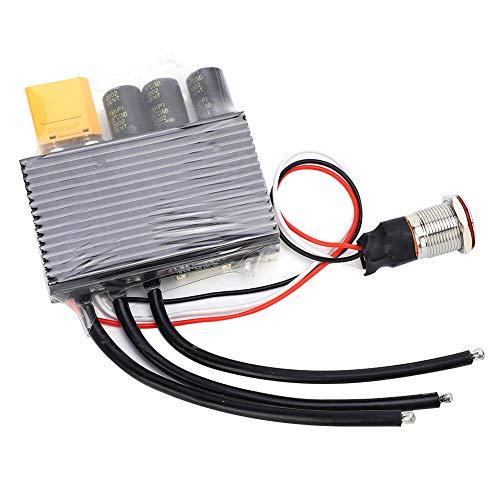 STC Dual Module Controller Patinaje FSESC Eléctrico 6.6 Controlador Dual Controlador De Control Industrial Componentes
