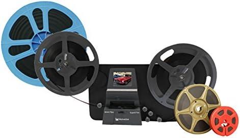 Wolverine 8mm & Super 8 Reels to Digital