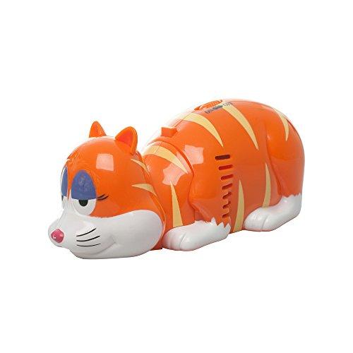 HAB & GUT -SG006V- Originelle Mini-Staubsauger, witzige, lustige, tierische Tischsauger, Katze
