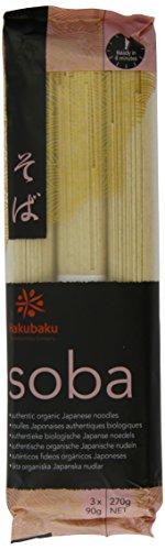Hakubaku - Soba Noodles - 270g