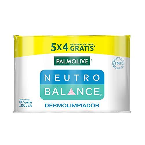 jabon corporal en barra fabricante Palmolive Neutro Balance