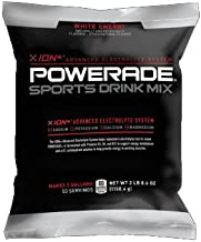 Powerade White Cherry Powder Drink Mix, 5 Gallon Bag