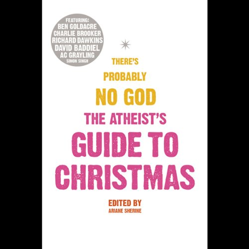 The Atheist's Guide to Christmas audiobook cover art