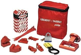 Brady LKBLO, 45607 Prinzing Breaker Lockout Pouch Kit, (Pack of 2 pcs)