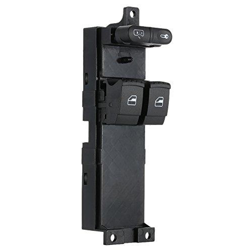 KKmoon 1J3959857/B Interruptor de Control de Ventana Electrónico Principal de Alta Calidad