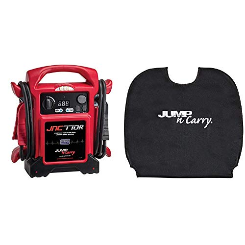 For Sale! Clore Automotive JNC770R N-Carry Red JNC770R 1700 Peak Amp Premium 12 Volt Jump Starter + ...
