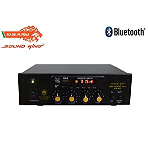 MEDHA D J  PLUS Professional Stereo Audio Amplifier: Amazon