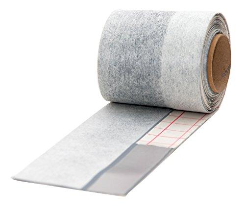 4m Wannendichtband, Fugenband mit einem 3cm selbstklebenden Streifen
