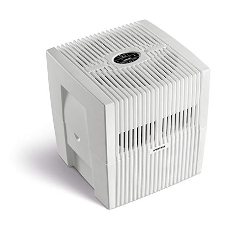 Venta COMFORT Plus LW25 Luftwäscher, 8 W, Brillanweiß, bis 45 qm