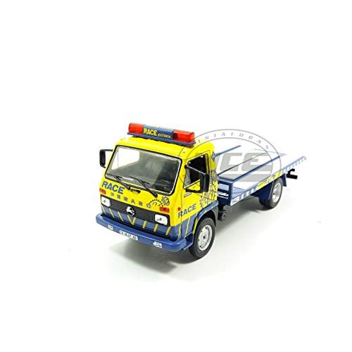 Desconocido 1/43 CAMION Truck Pegaso EKUS 1210-6 Asistencia Race 1988