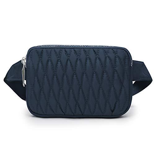 Wind Took Mode Damen Brusttasche Gürteltasche Bauchtasche Hüfttasche für Reise Alltag Outdoor Party Mini,18 x 4 x 12 cm
