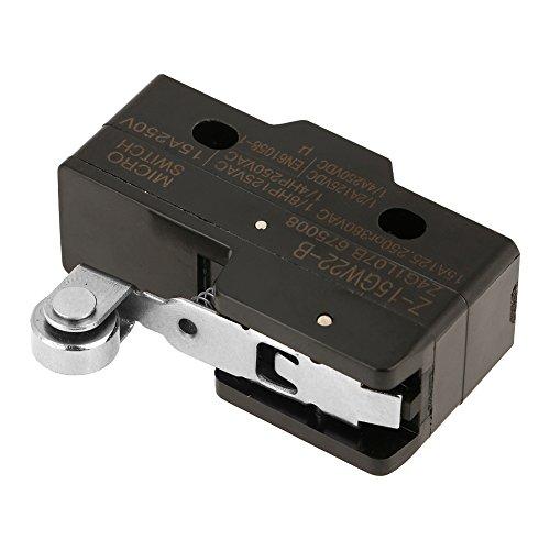Interruptor de palanca 10 piezas Interruptor de límite Z-15GW22-B Micro interruptor para coche eléctrico para coche de juguete