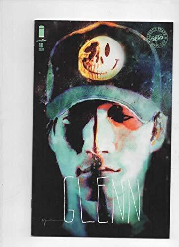 WALKING DEAD #181 NM, Zombies, Horror, Fear, Kirkman, 2003 2018, more TWD in store, Glenn Variant cover