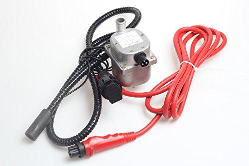 vvkb 230V Motor-Vorwärmer titan-p12000W mit 1,5Meter von Gepanzerten Kabel & 2,5Meter Anschluss Kabel