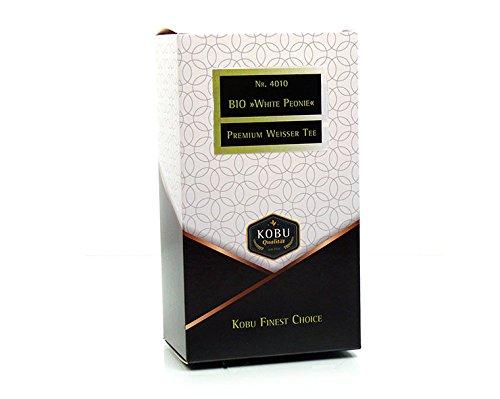 BIO Kobu Finest Choice »White Peonie« Top Weißer Tee China Muster