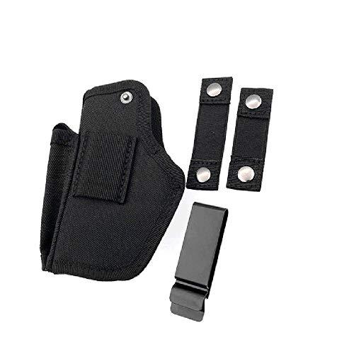 Funda de Pistola táctica Airsoft Nylon Bag Universal Izquierda/Derecha Pistola Oculta Pistola de Pistola Se Adapta a Todos los tamaños Pistola con mag