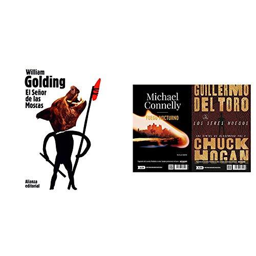 El Señor de las Moscas (El libro de bolsillo - Bibliotecas de autor - Biblioteca Golding) + Promoción fragmento de Fuego Nocturno y Los Seres Huecos