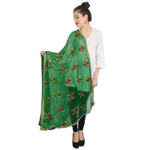 Wrap Indian Duppata Set For Kurti &…