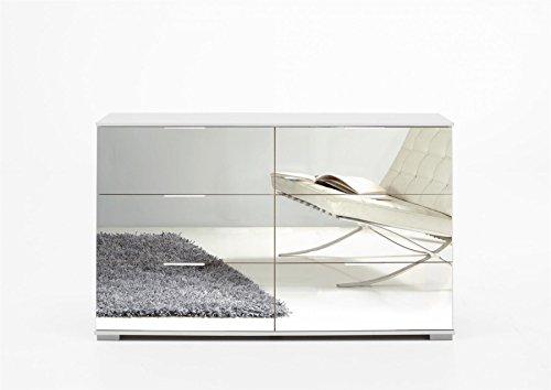 Wimex Kommode/ Schubladenkommode Easy Plus C, 6 Schubladen, (B/H/T) 83 x 41 x 130 cm, Weiß