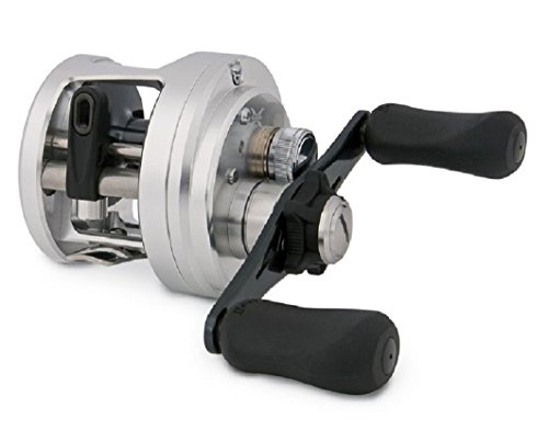 SHIMANO Calcutta 301 D Roundprofile Lefthand Baitcast Fishing Reel CT301D