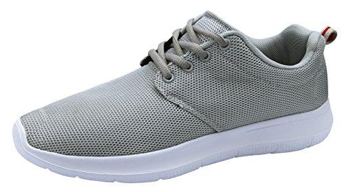 Santiro Zapatos Aire Libre y Deportes Zapatillas de Running para Hombre.SSK015G3-43