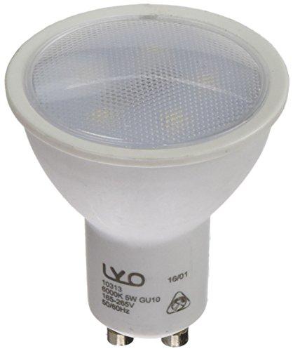 LYO 10313 Ampoule dichroïque LED, couleur blanche