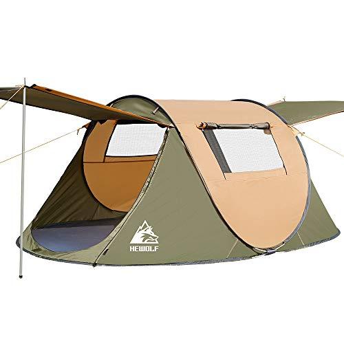 HEWOLF Auto Pop-Up Tent