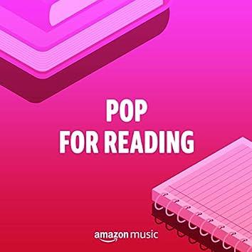 Pop For Reading