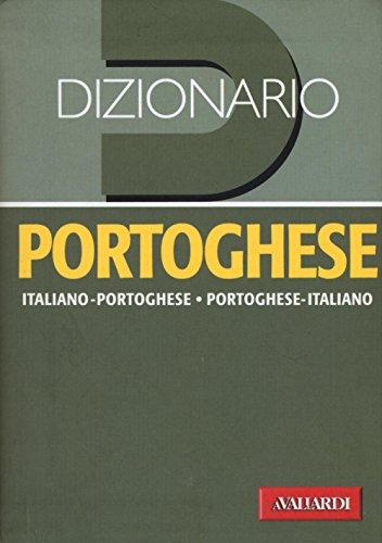 Dizionario portoghese. Italiano-portoghese, portoghese-itali