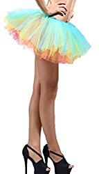 Five Layers Tutu Skirt