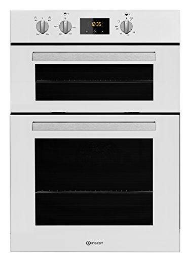INDESIT IDD6340WH Aria Electric Built In Double Oven - White