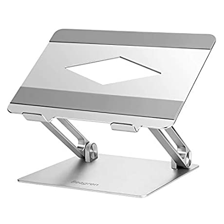 40%OFF  Beagren Laptop Stand (Silver) ☑  With Code $19.79